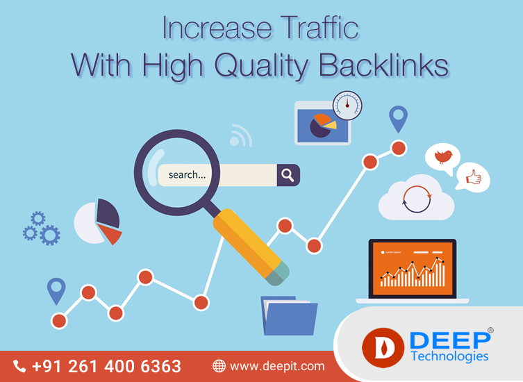 Increase Traffic with High-Quality Backlinks