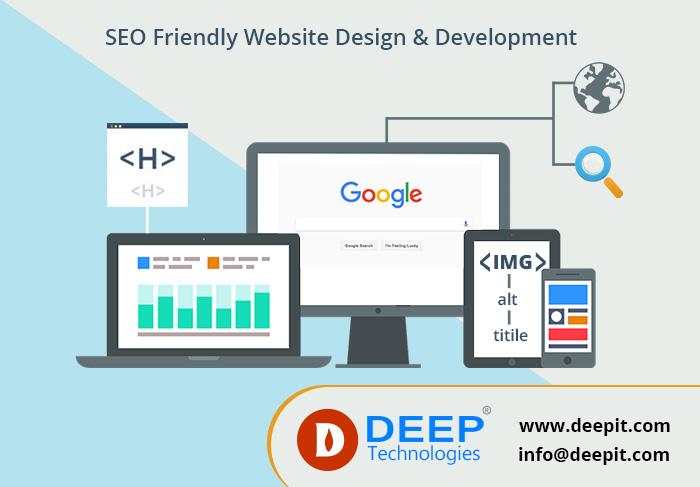 Website Design & Development Company in Surat