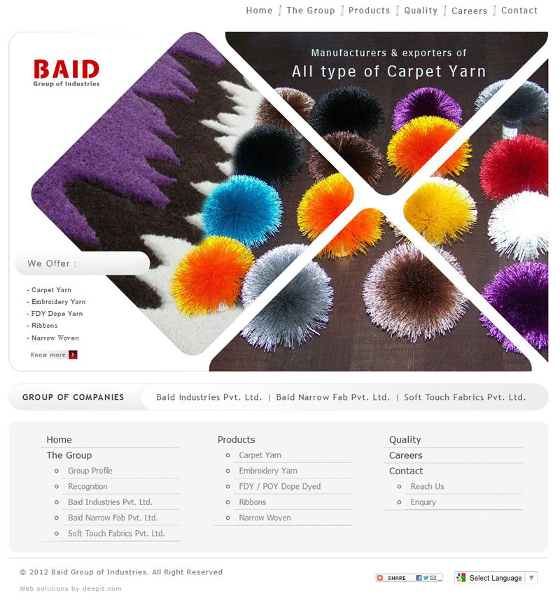 Baid Industries Pvt. Ltd.