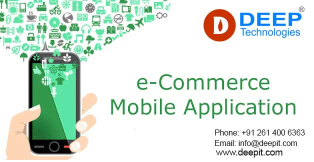 Ecommerce Mobile Apps Development Company