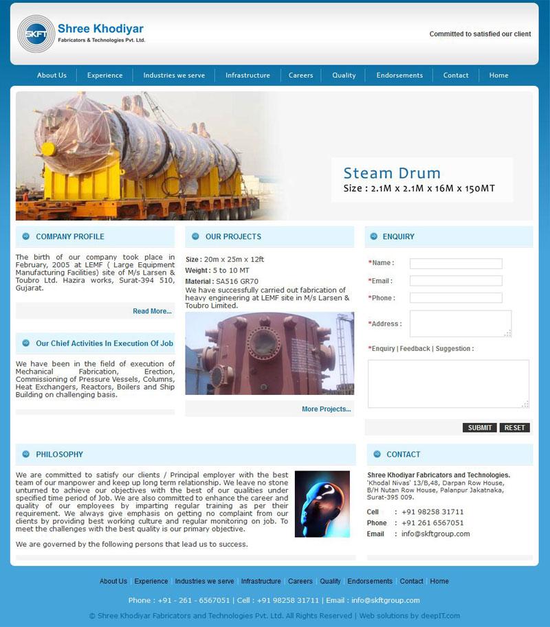 Shree Khodiyar Fabricators