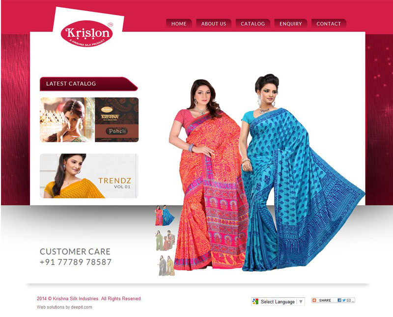 Krishna Silk Industries