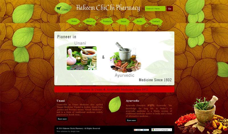 Hakeem Chichi Pharmacy