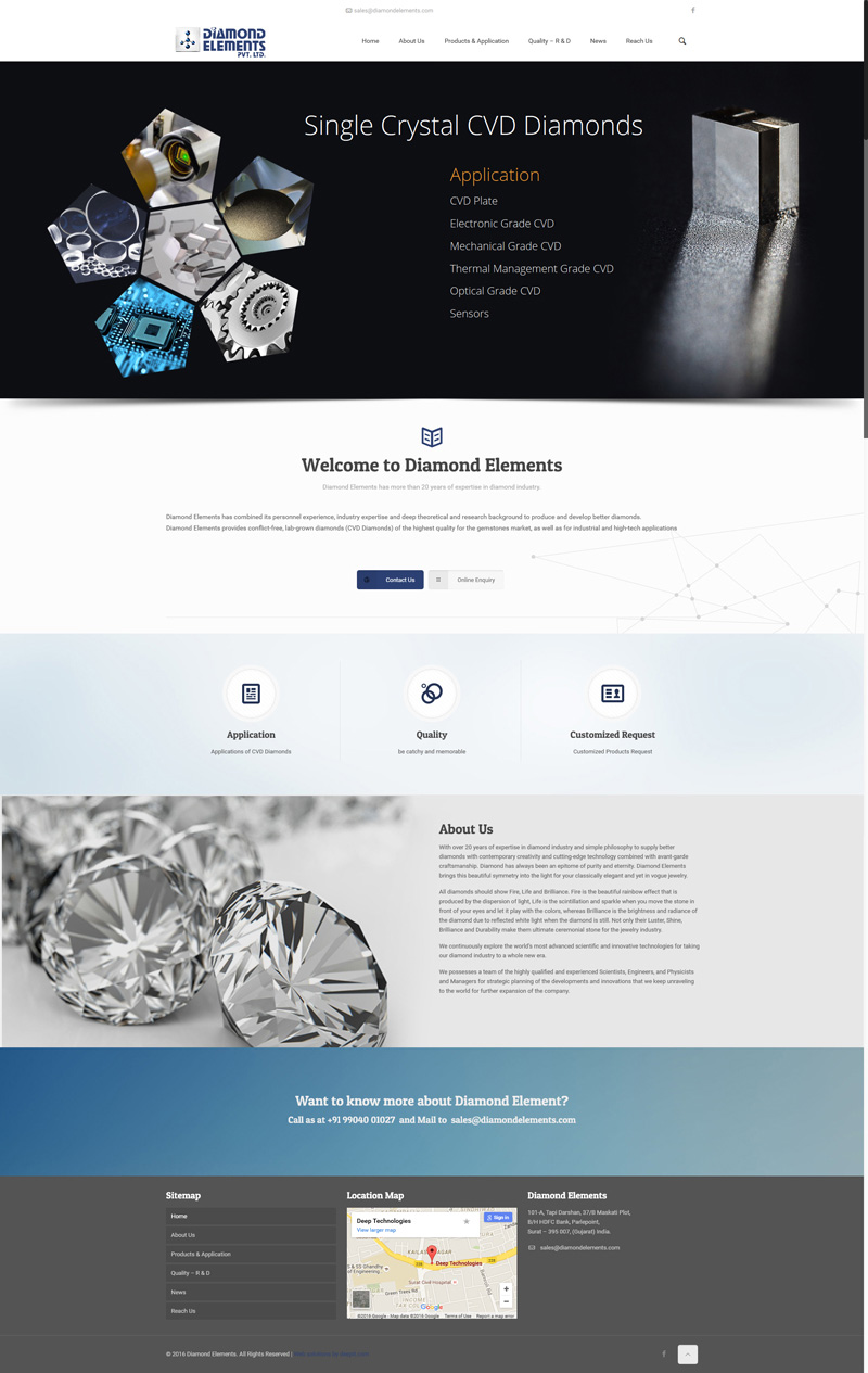 Diamond Elements Pvt. Ltd