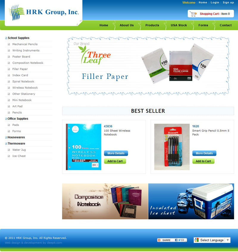 HRK Group, Inc.