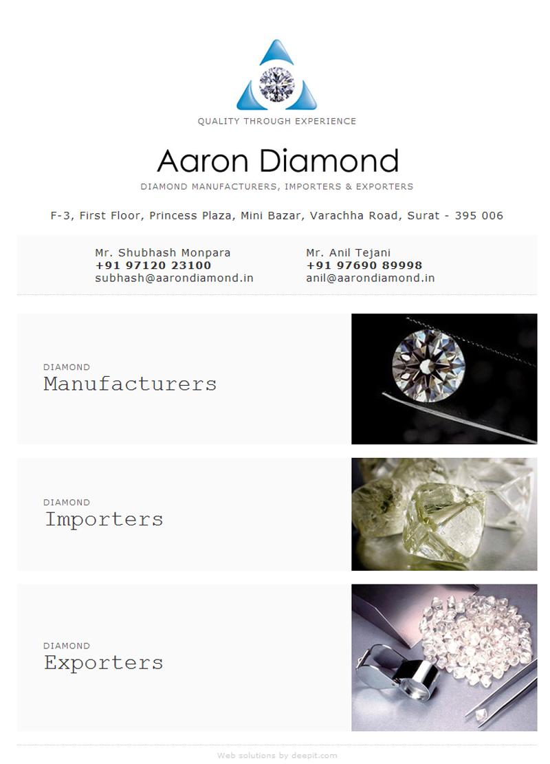Aaaron Diamond