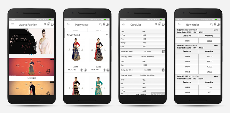 Ayanafashion.com - Apps