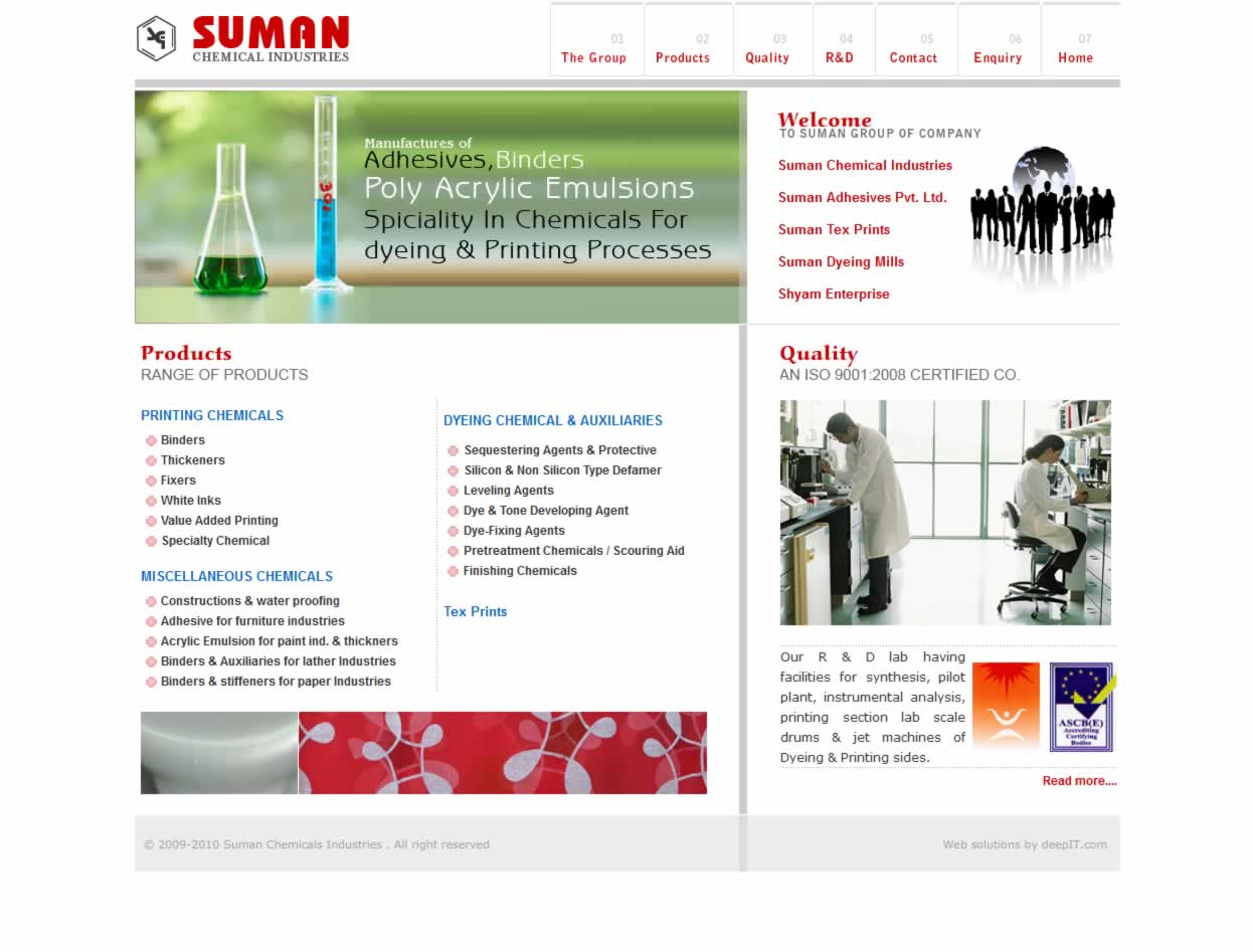 Suman Chemical Industries