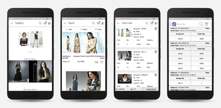 Topdot Fashion Destination - Apps
