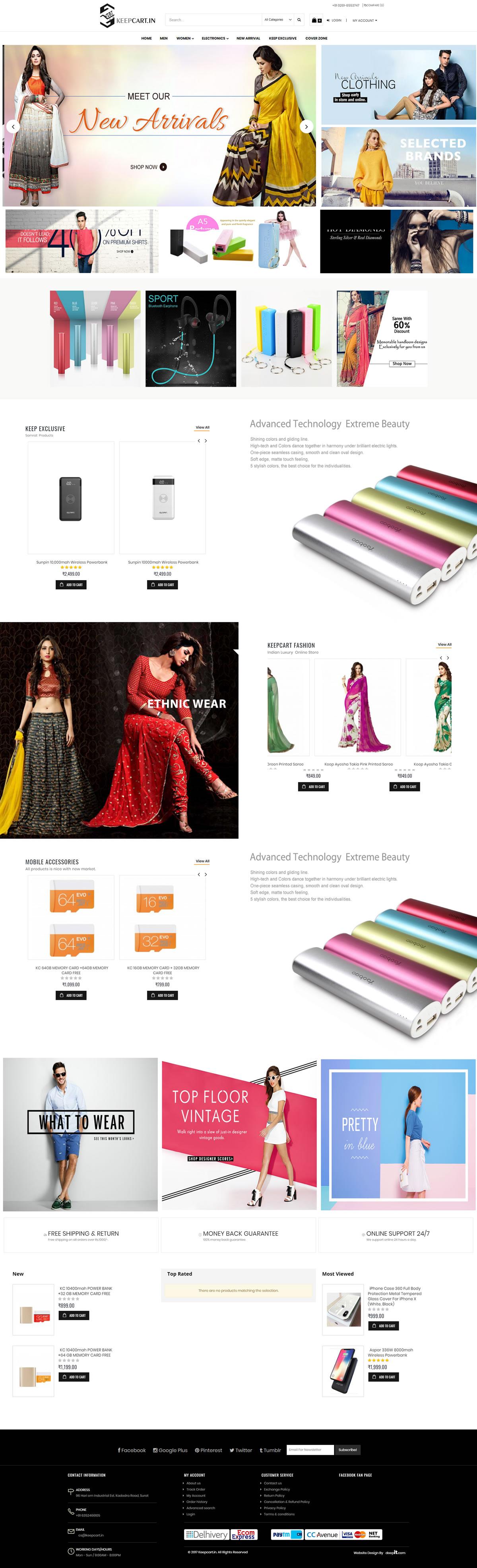 Keepcart Fashion