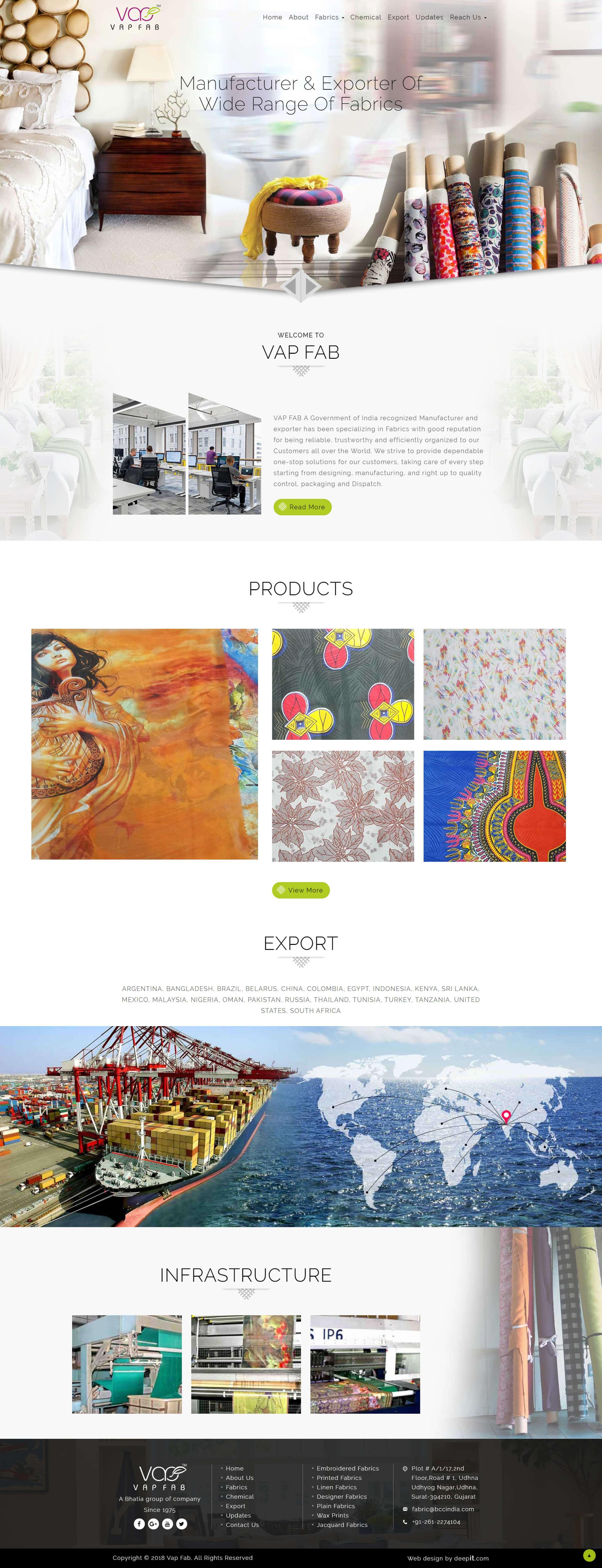 Bccindia Fabrics