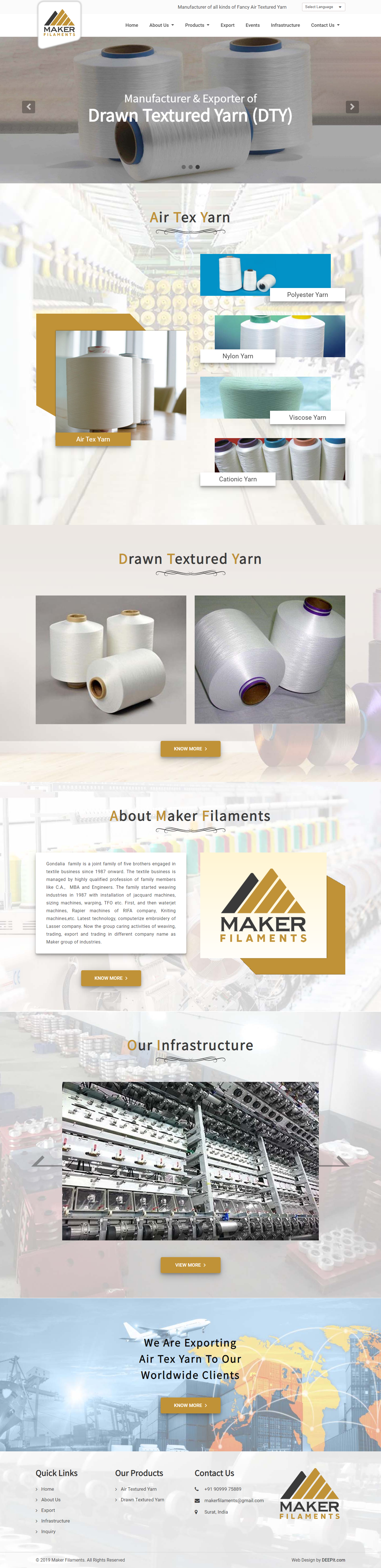 Maker Filaments