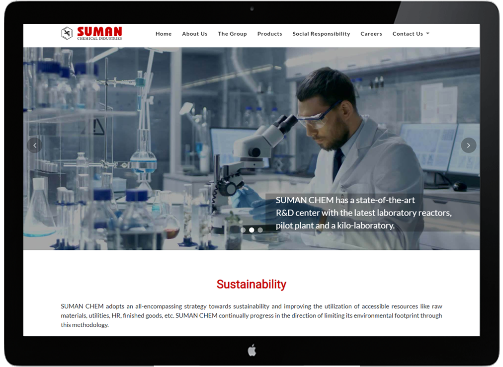 Suman chemical Industries