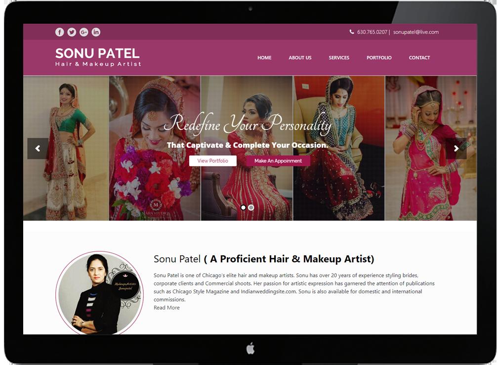 Sonupatel Hair And Makeup Artists