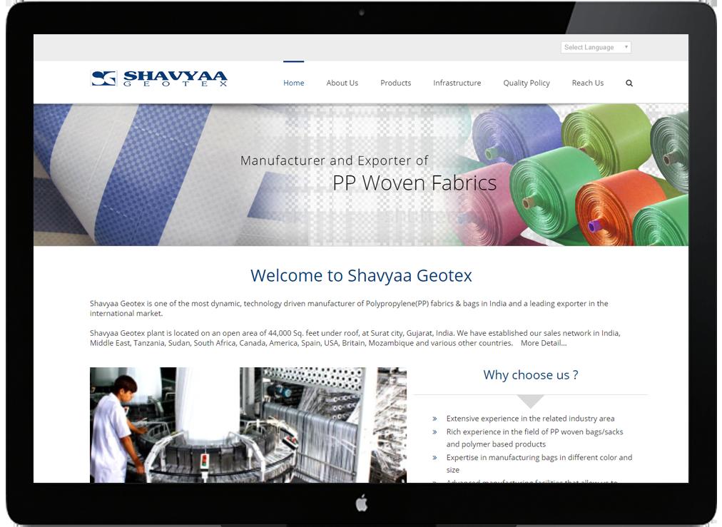 Shavyaa Geotex