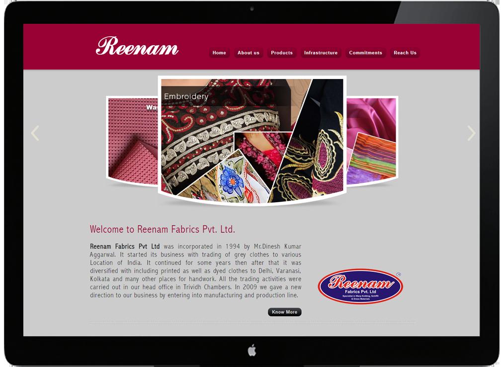 Reenam Fabrics Pvt. Ltd.