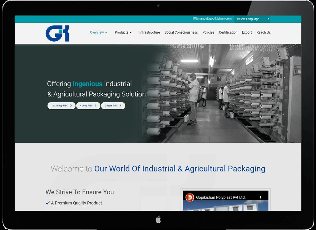 Gopikishan Polyplast Pvt Ltd