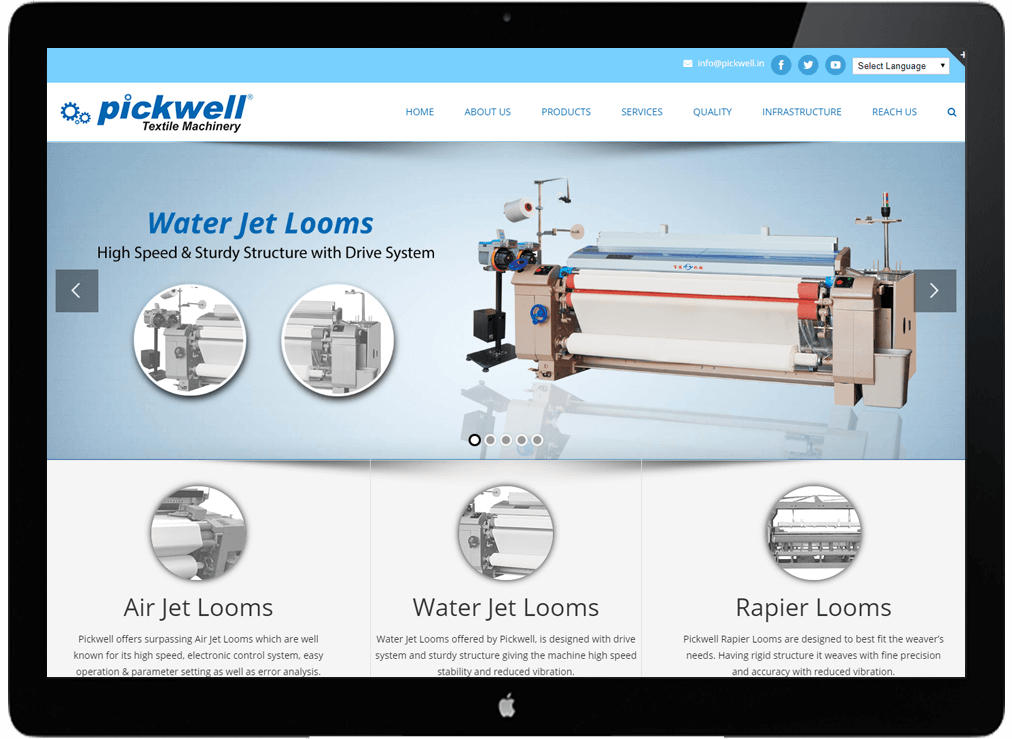 Pickwell Textile Machinery