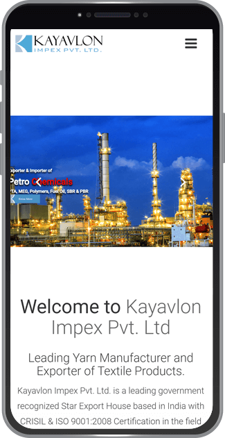 Kayavlon Impex Pvt. Ltd